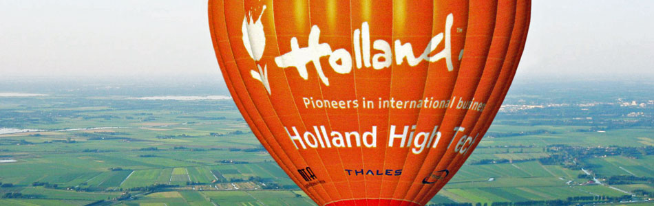 De Holland High Tech Ballon