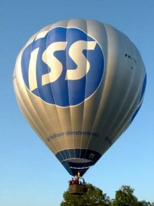 PH-ISS ISS door Special Balloon Services