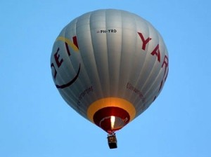 PH-YRD Yarden door Special Balloon Services