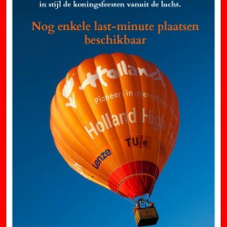 Koningsvaart Specialballoon